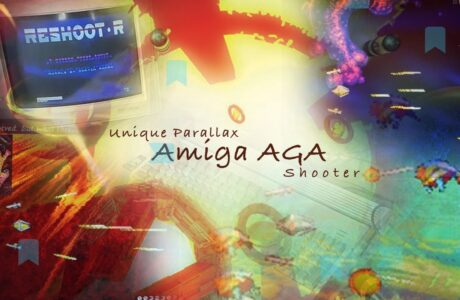 World Premiere of Reshoot R for Amiga AGA Today