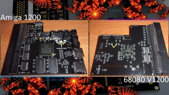 The 68080 V1200 Specifications Revealed