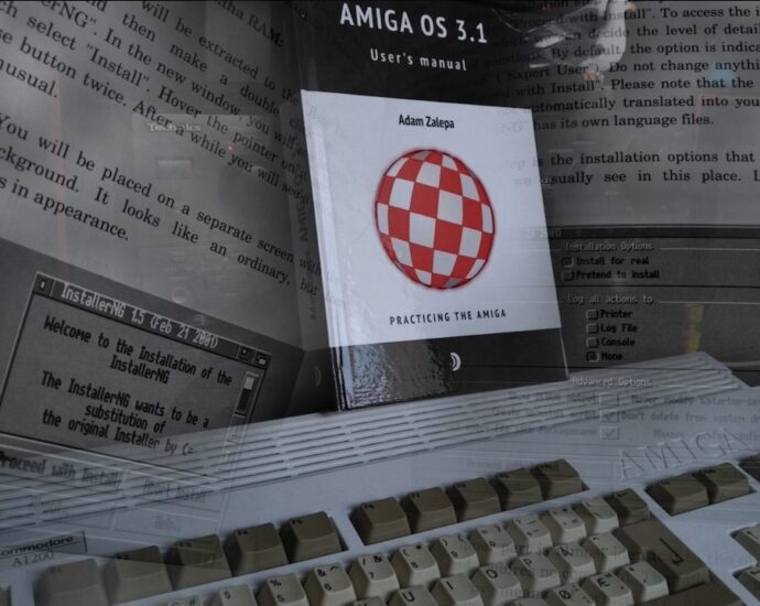 Want to Learn about Amiga OS?