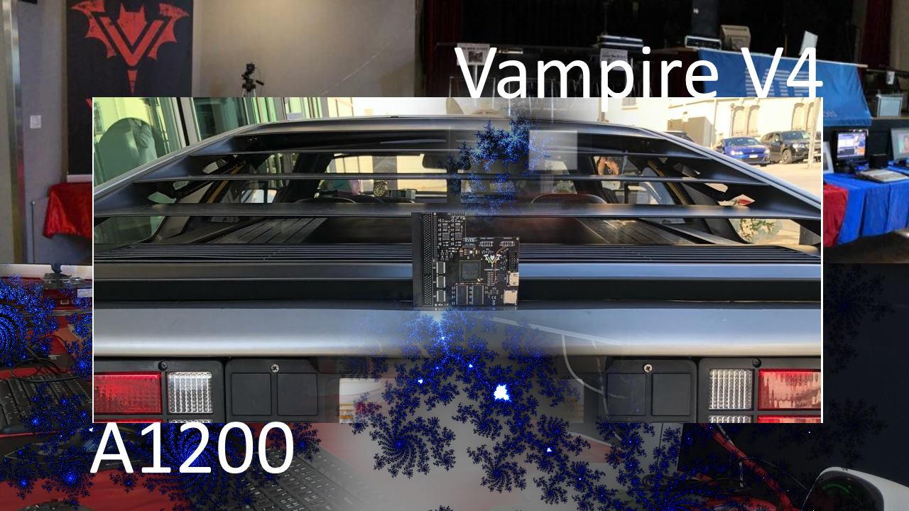 Vampire V4 Release will Recharge classic Amiga