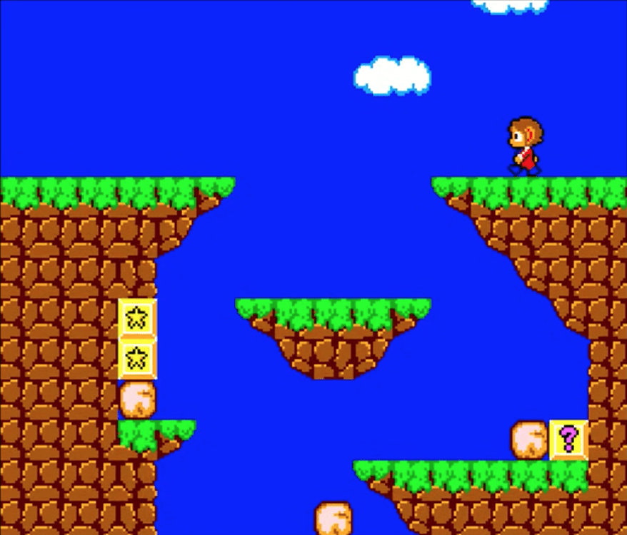Alex Kidd for Amiga Released at Kiwi Jam 2019 – Amitopia