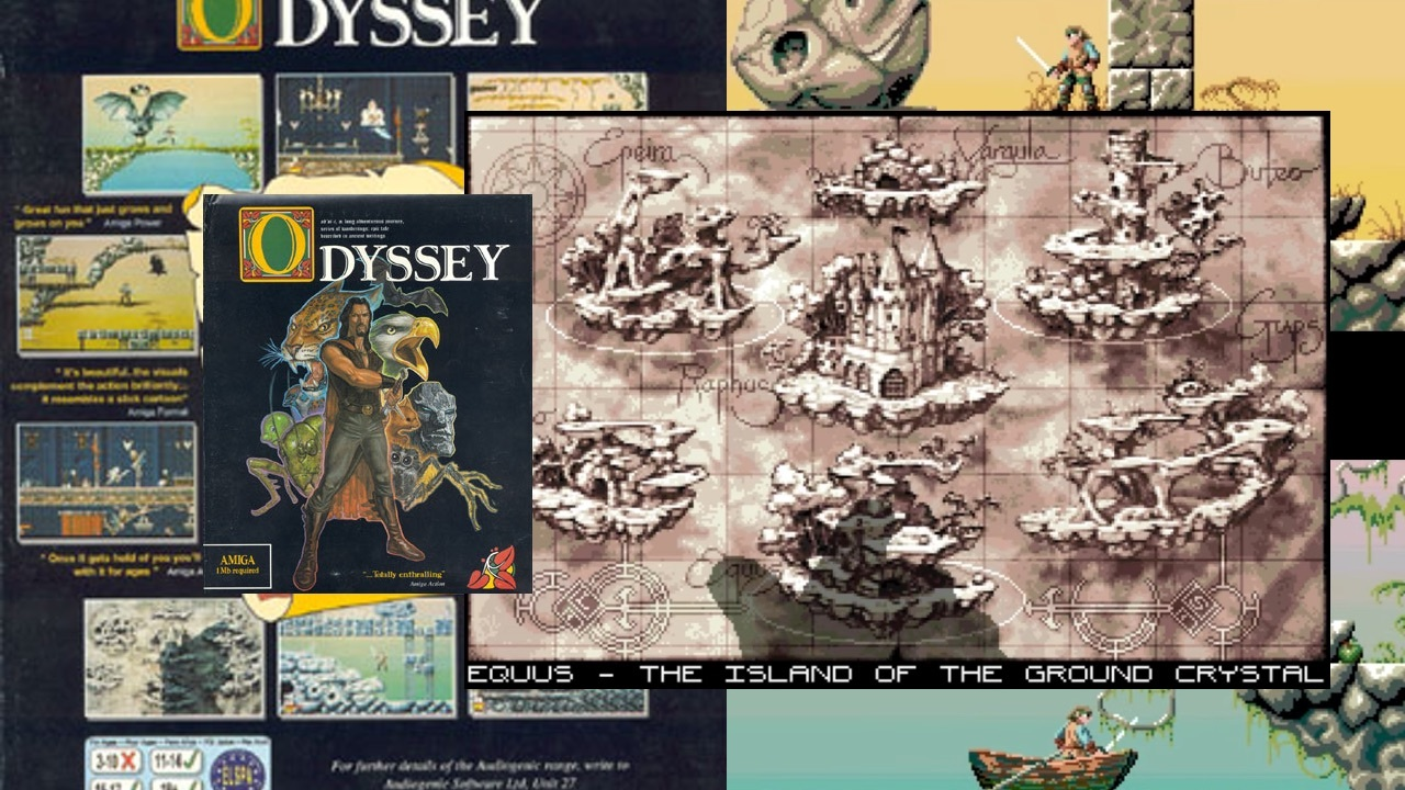 Odyssey is a Treasure from 1995!