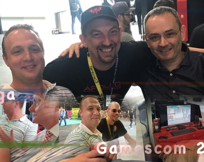 United Amiga Enemies Meets at Gamescom 2019