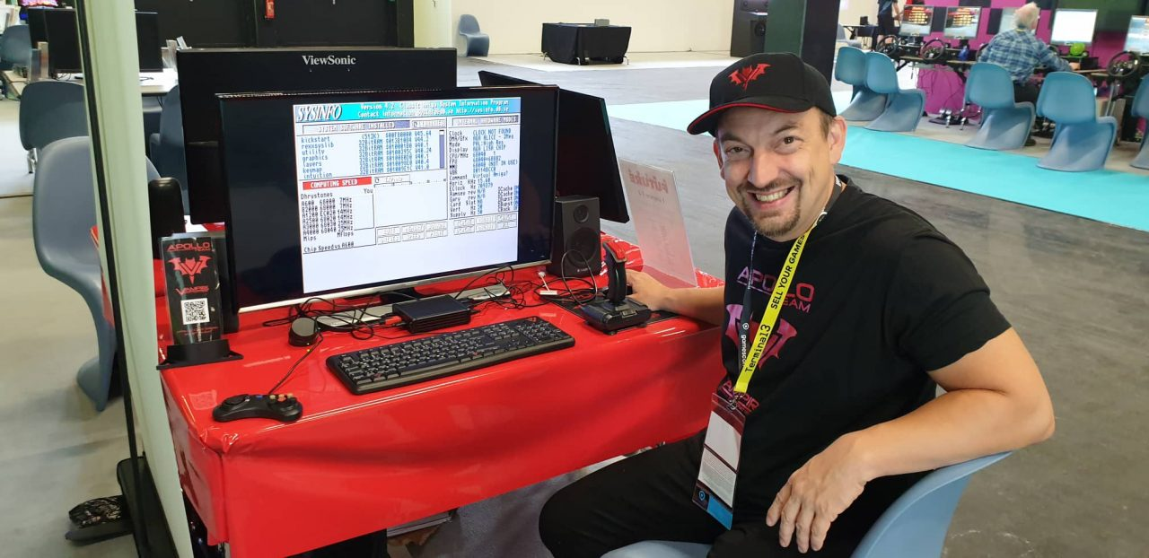 United Amiga Enemies Meets at Gamescom 2019