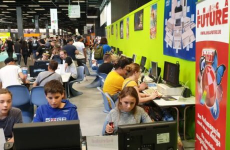 Gamescom 2019 Amiga Part