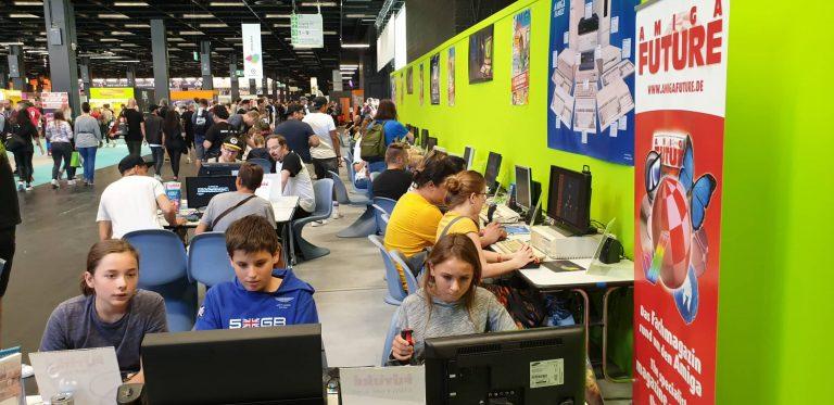 Gamescom 2019 Amiga Part