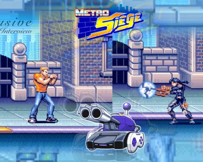 Interviewwiththe New Amiga Beat 'em up Heroes at BitBeamCannon