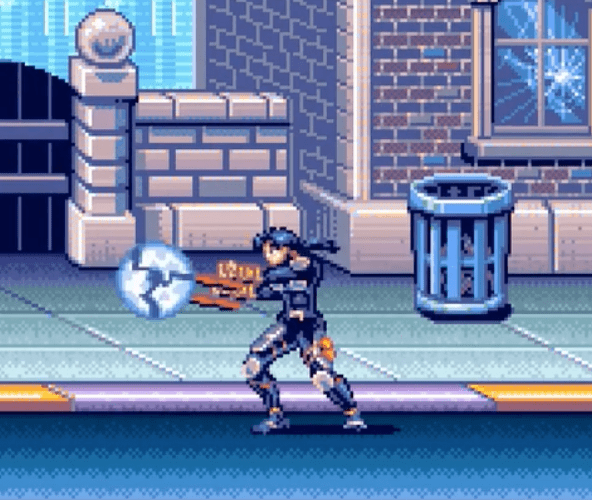 Interview with the New Amiga Beat 'em up Heroes at BitBeamCannon