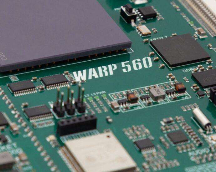 Amiga 500 users will Soon be getting Warp 560 68060 Power