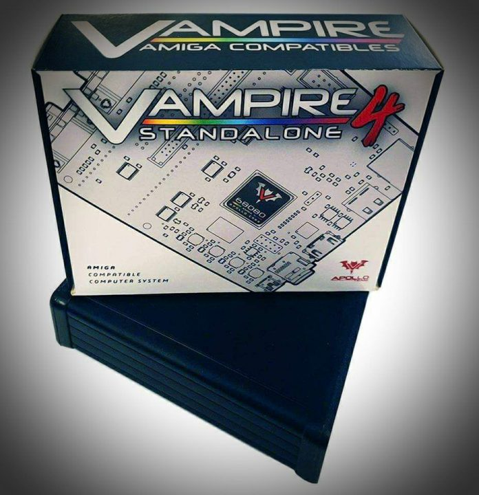 Vampire V4 Standalone Amedia Computer France