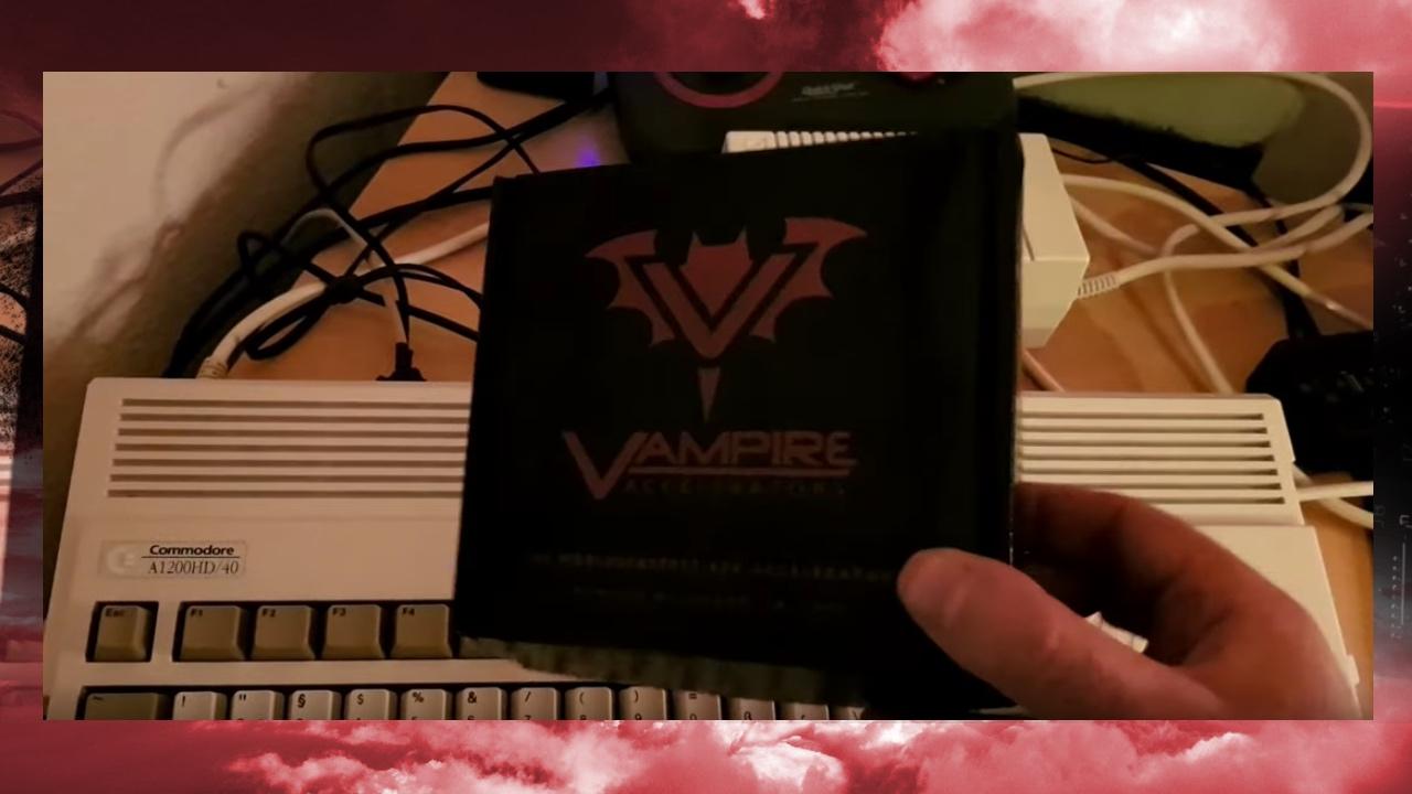 Vampire 1200 Casing