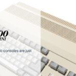 Amiga console The A500 Mini